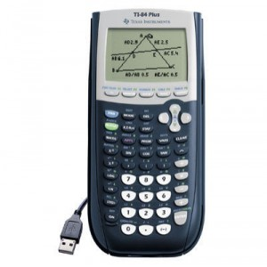 Calculatrice Texas Instruments TI-84Plus