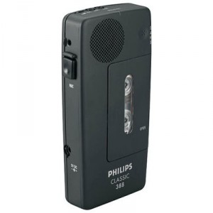 Philips Pocket Memo 388 Enregistreur vocal cassette