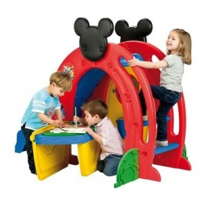 Mickey Mouse Club House Activity House (Feber)